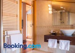 Hostal Fuentefria - Abejar - Bathroom