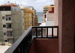 Hotel Apartamento Bajamar - Las Palmas de Gran Canaria - Ban công