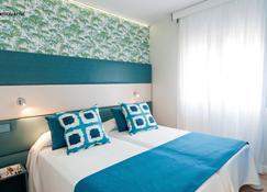 호텔 아파르타멘토스 바하마르 - 라스팔마스데그란카나리아 - 침실