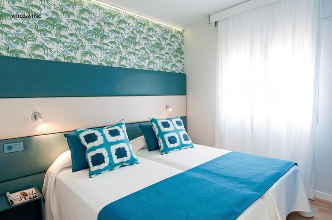 Hotel Apartamento Bajamar - Las Palmas de Gran Canaria - Makuuhuone