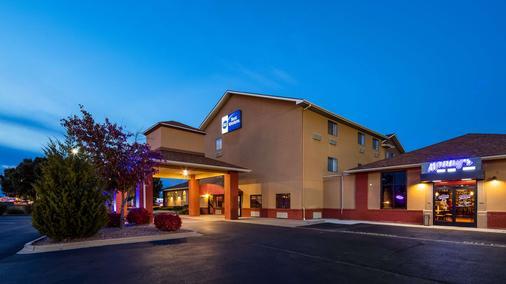 Best Western Saluki Inn - Carbondale - Building