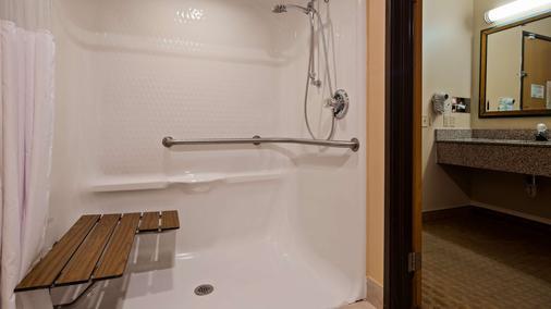 Best Western Saluki Inn - Carbondale - Bathroom