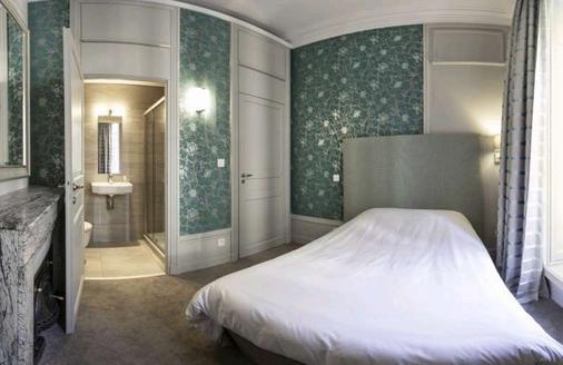 Hotel Vaubecour - Lyon - Makuuhuone
