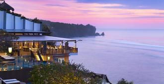Anantara Uluwatu Bali Resort - South Kuta - Outdoor view
