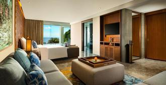 Anantara Uluwatu Bali Resort - South Kuta - Living room