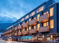 die berge lifestyle-hotel sölden - Sölden - Building