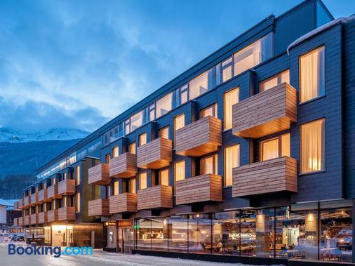 Die Berge Lifestyle Hotel Solden - Sölden - Building