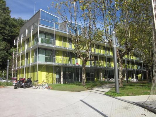 Green Nest Hostel Uba Aterpetxea - San Sebastian - Building