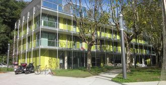 Green Nest Hostel Uba Aterpetxea - סן סבסטיאן - בניין