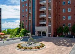 Courtyard by Marriott Burlington Harbor - Burlington - Edificio