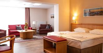 Bundt's Hotel & Gartenrestaurant - המבורג - חדר שינה