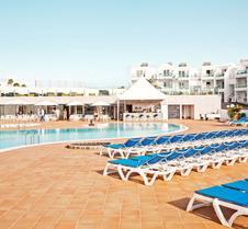 藍海藍薩羅特棕櫚飯店