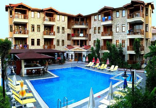 Nar Apart Hotel - Side (Antalya) - Uima-allas