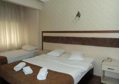 Kalfa Hotel - Trabzon - Phòng ngủ
