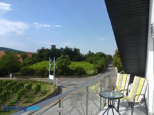 Gästehaus Deidesheim - Deidesheim - Balcony