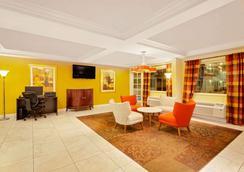 Howard Johnson by Wyndham Las Vegas near the Strip - Λας Βέγκας - Σαλόνι ξενοδοχείου