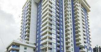 Homely Apartment At Fortitude Valley - Brisbane - Building
