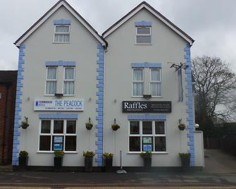 The Peacock Townhouse Hotel - Kenilworth - Gebouw