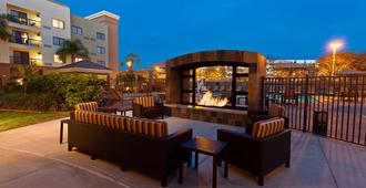 Courtyard by Marriott San Diego Central - San Diego - Innenhof