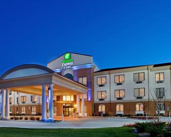 Holiday Inn Express Hotel And Suites St. Charles - St. Charles - Building