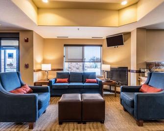 Comfort Inn and Suites Rifle - Rifle - Лаунж
