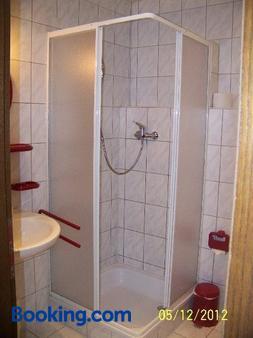 Pension Strohbach - Lichtenhain - Bathroom