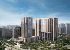 Sheraton Grand Zhengzhou Hotel - Zhengzhou - Building
