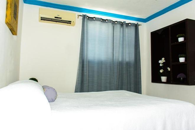 Hotel Sayab 5ta Avenida - Playa del Carmen - Κρεβατοκάμαρα