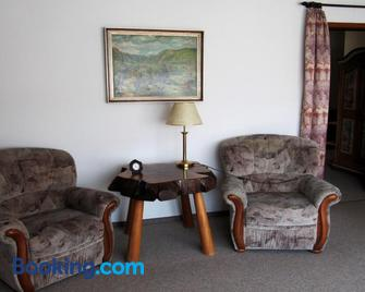 Ferienwohnung Regina - Furtwangen - Huiskamer