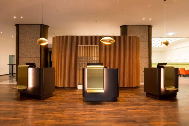 純風水元素概念酒店 - 布萊梅 - 不來梅 - 大廳