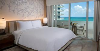 Nobu Hotel Miami Beach - Miami Beach - Camera da letto