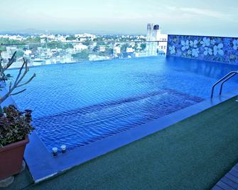 Hotel Vrishali Executive Kolhapur - Kolhāpur - Pool