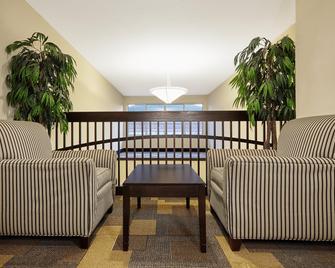 Holiday Inn Express Hotel & Suites Pekin (Peoria Area), An Ihg Hotel - Pekin - Salónek