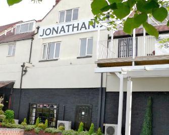 Birmingham Best Inn Hotel - Oldbury - Gebouw