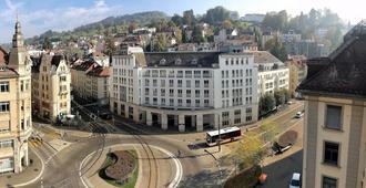 Hotel am Spisertor - Saint Gallen - Vista externa