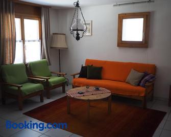 Sut baselgia - Andeer - Living room