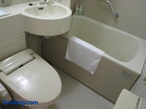 一起綠色酒店 - 仙台 - 仙台 - 浴室
