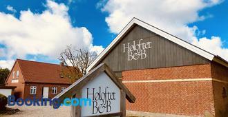 Høloftet - Esbjerg - Bâtiment