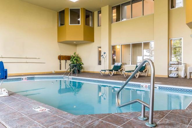 Comfort Suites - Springfield - Uima-allas
