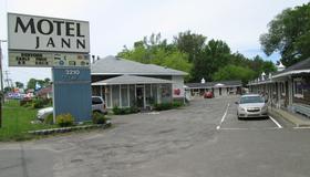 Motel Jann - Κεμπέκ - Κτίριο