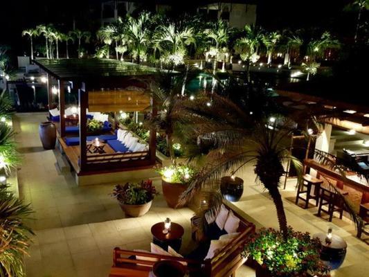 峴港富麗華大酒店 - 峴港 - 酒吧