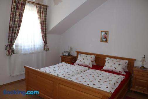 Obermerkenbergerhof - Wilhelmsburg - Bedroom