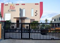 Al-Minhaj Service Apartments - Nadi - Stairs
