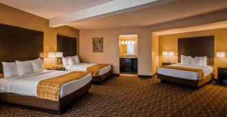 Best Western Toni Inn - Pigeon Forge - Bedroom