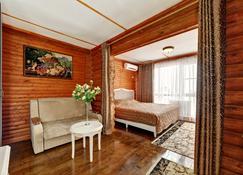 Hotel Hutorok - Volgograd - Bedroom