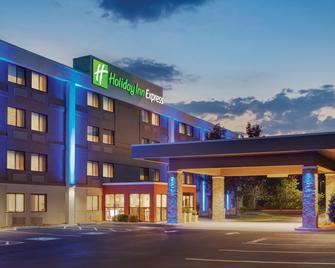 Holiday Inn Express Hartford South - Rocky Hill - Rocky Hill - Будівля