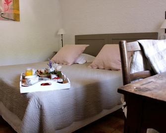 Garrigae Abbaye de Sainte Croix - Salon-de-Provence - Schlafzimmer