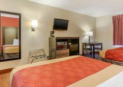 Econo Lodge - Thành phố Traverse - Phòng ngủ