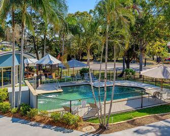 Rainbow Getaway Holiday Apartments - Rainbow Beach - Басейн