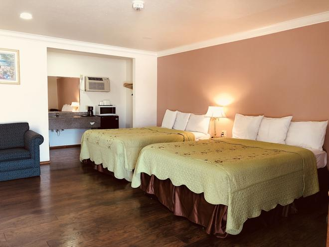 Holiday Lodge - Willits - Schlafzimmer